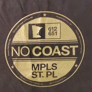 No Coast From Zumiez Mens T Shirt
